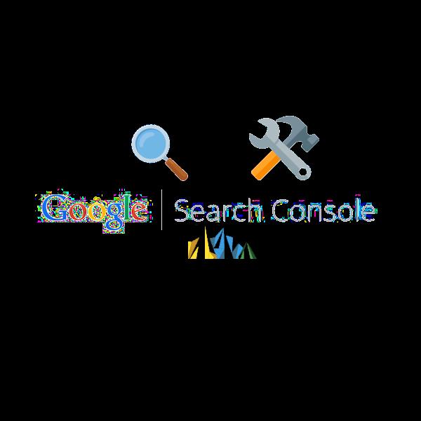 alta de google search console
