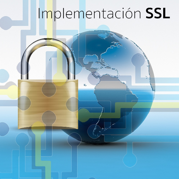 implementacion certificado ssl